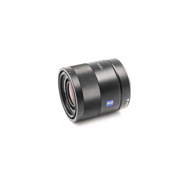 Sony E 24mm f/1.8 - Käytetty