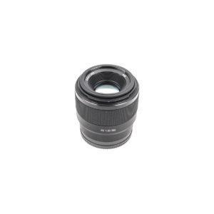 Sony 50mm f/1.8 - Käytetty