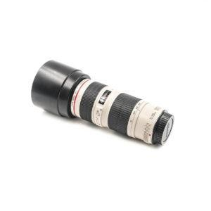 Canon EF 70-200mm f/4 L USM - Käytetty