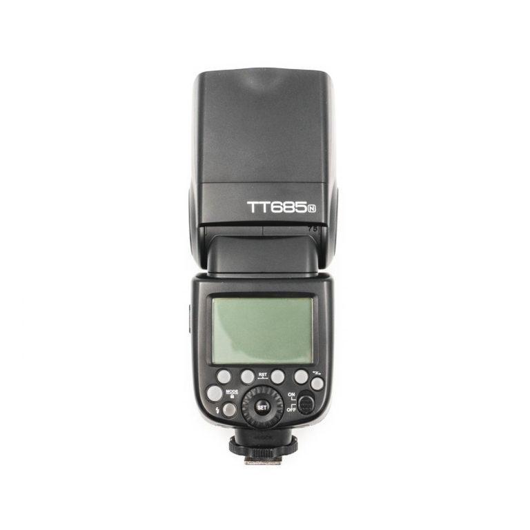 Godox TT685 Nikon - Käytetty