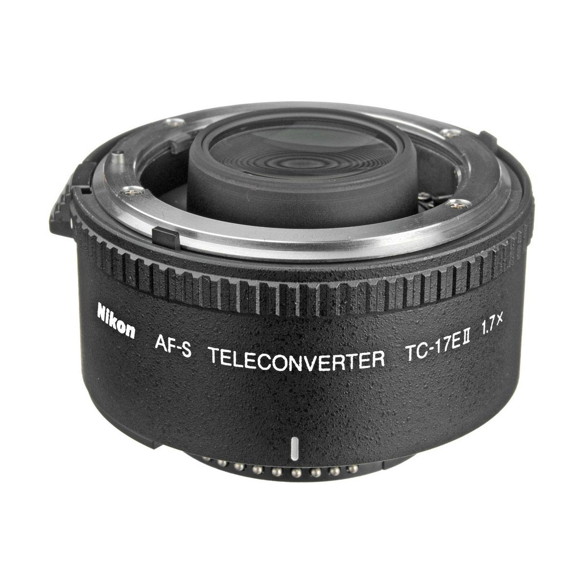 Nikon AF-S Teleconverter TC-17E II – Telejatke