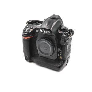 Nikon D3s (Shuttercount 157000) - Käytetty