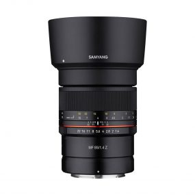 Samyang MF 85mm f/1.4 – Canon RF