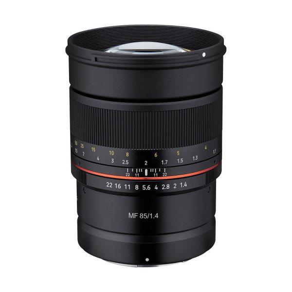 Samyang MF 85mm f/1.4 – Canon RF