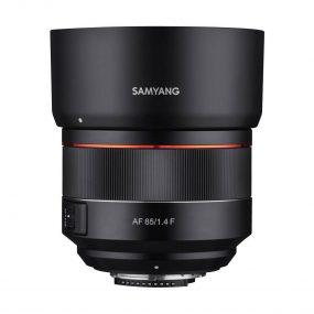 Samyang AF 85mm f/1.4 – Nikon F