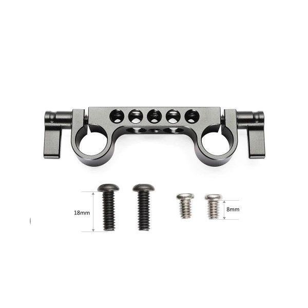 SmallRig Super Lightweight 15mm-Railblock 2 kpl 2061