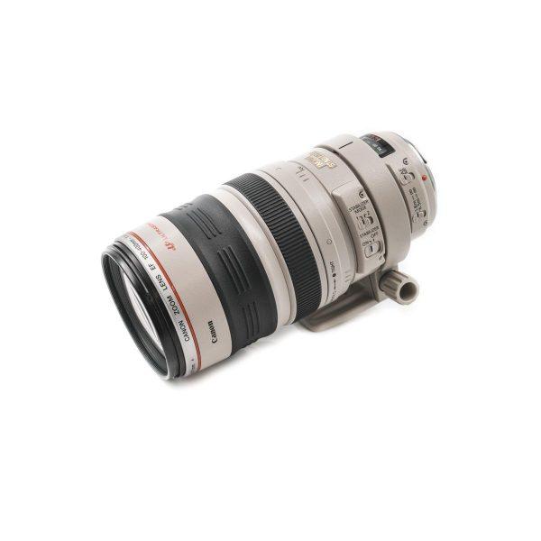 Canon EF 100-400mm f/4.5-5.6 L IS – Käytetty