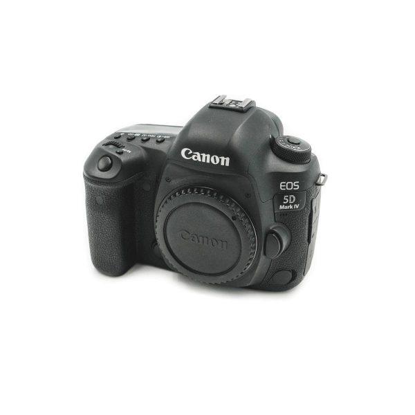 Canon 5D Mark IV (Shuttercount 13500, Kunto K4.5) - Käytetty