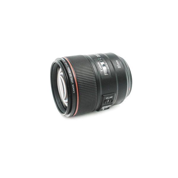 Canon 85mm f/1.4 L IS USM (Kunto K5) - Käytetty