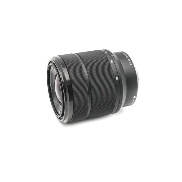 Sony FE 28-70mm f/3.5-5.6 – Käytetty