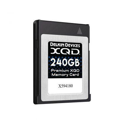 Delkin Premium XQD 64GB