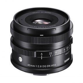 Sigma 45mm f/2.8 DG DN – Sony E
