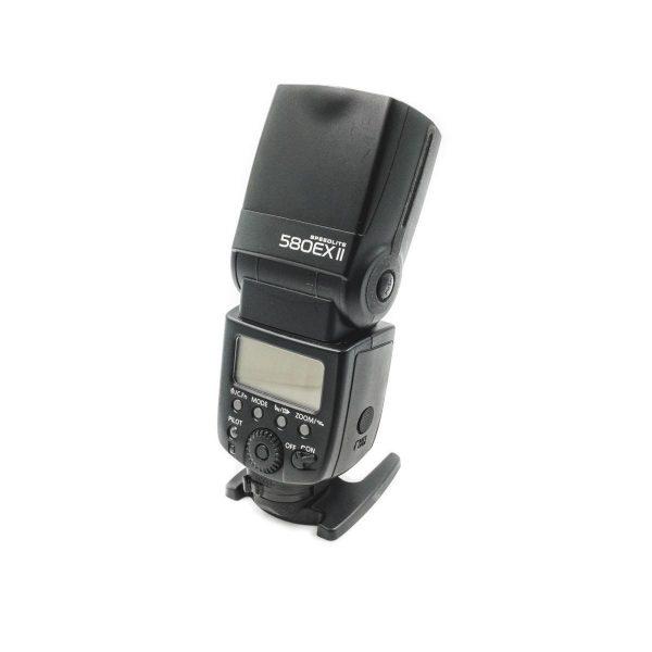 Canon 580EX II salama - Käytetty