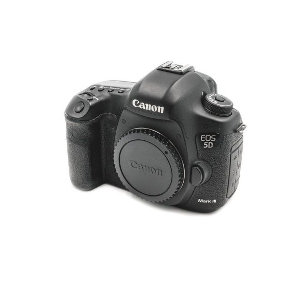 Canon 5D Mark III (Shuttercount 50000) - Käytetty