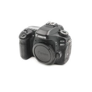 Canon 80D - Käytetty