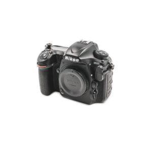 Nikon D500 (Shuttercount 30500) - Käytetty