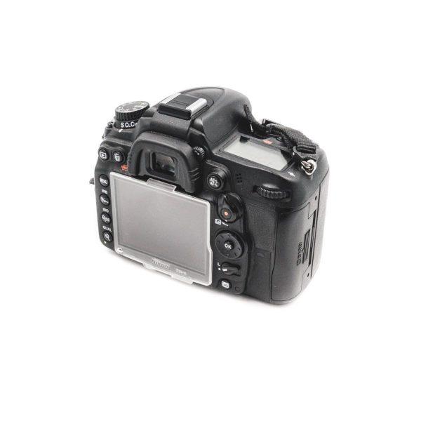Nikon D7000 (Shuttercount 79100) - Käytetty