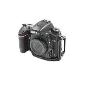 Nikon D750 + L-rauta (Shuttercount 46600) - Käytetty