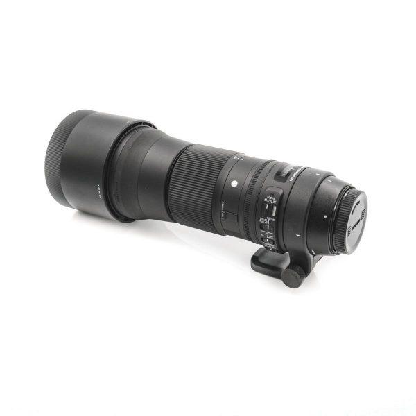 sigma 150-600mm canon