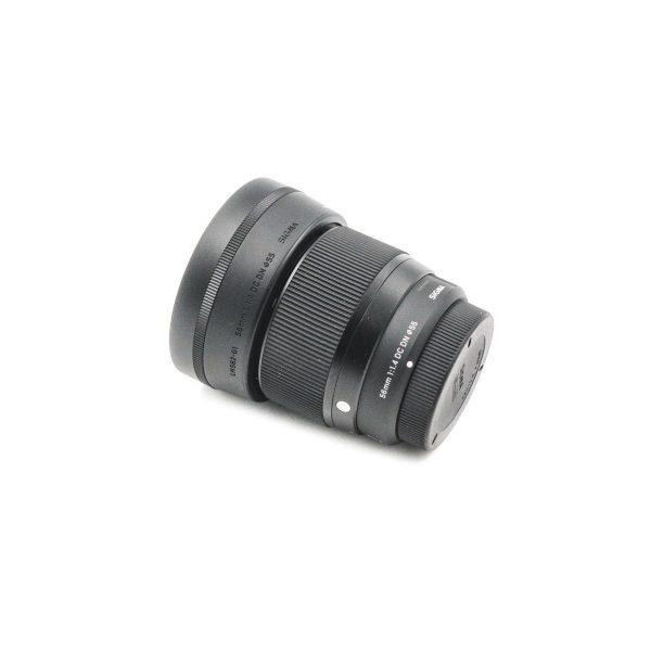 sigma 56mm 1.4 olympus