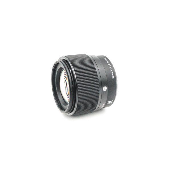 sigma 56mm 1.4 olympus 2