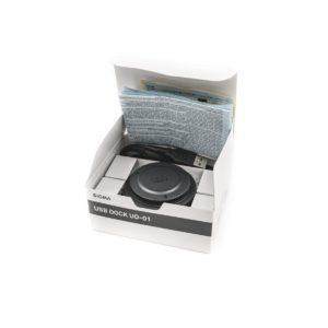 Sigma USB Dock Nikon - Käytetty