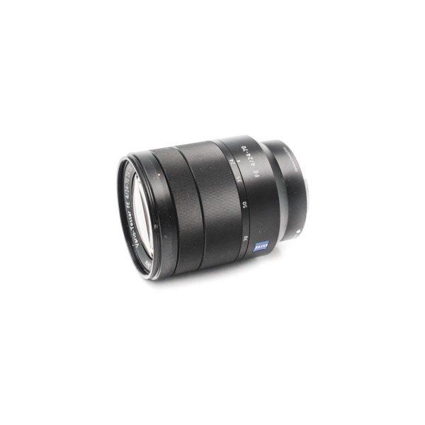 Sony FE 24-70mm f/4 ZA OSS - Käytetty