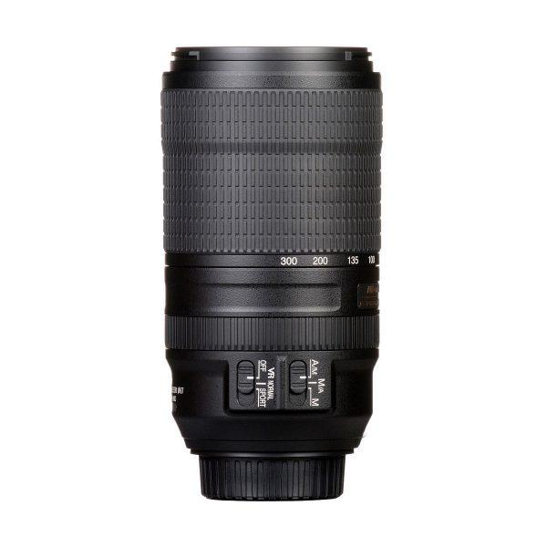 Nikon Nikkor AF-P 70-300mm f/4.5-5.6E ED VR