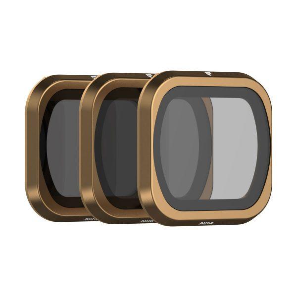 PolarPro Mavic 2 Pro Cinema Shutter Col (ND4, ND8 ja ND16)