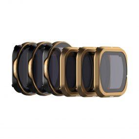 PolarPro Mavic 2 Pro Cinema Six Pack (ND4/PL, ND8/PL, ND16/PL, ND4, ND8 ja ND16)