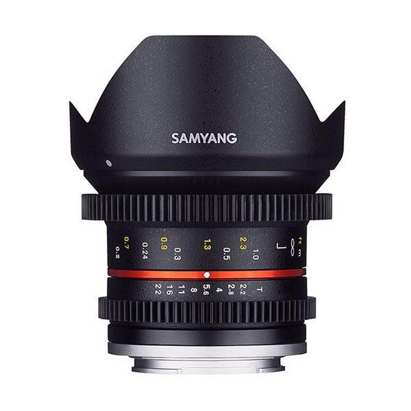 Samyang 12mm T2.2 CINE NCS CS – Sony E