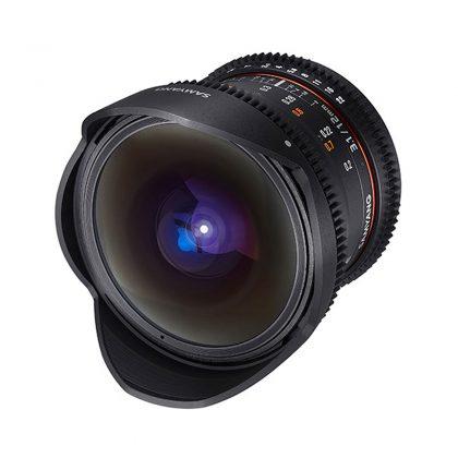 Samyang 12mm T3.1 VDSLR ED AS NCS Fish-eye - Sony E