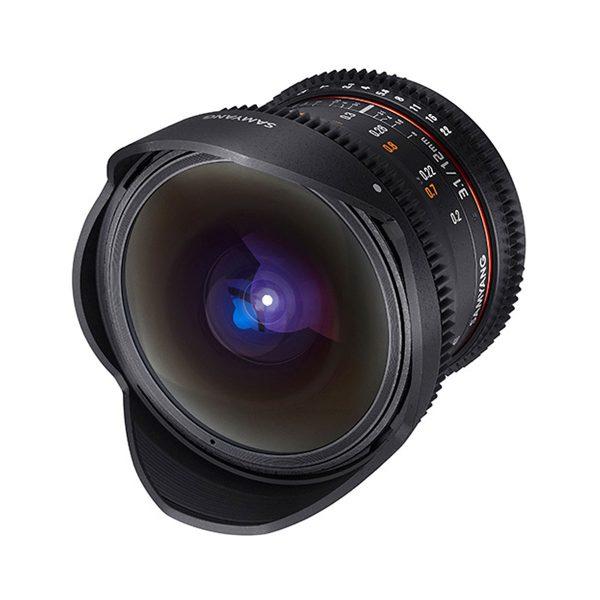 Samyang 12mm T3.1 VDSLR ED AS NCS Fish-eye – Sony E