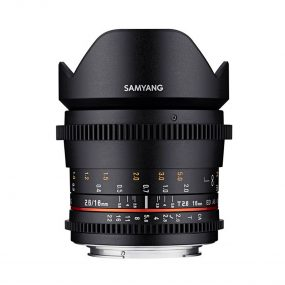 Samyang 16mm T2.6 ED AS UMC VDSLR – Sony E