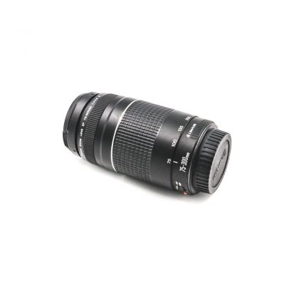 Canon EF 75-300mm f/4-5.6 III - Käytetty