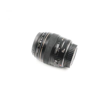 Canon EF 85mm f/1.8 USM - Käytetty
