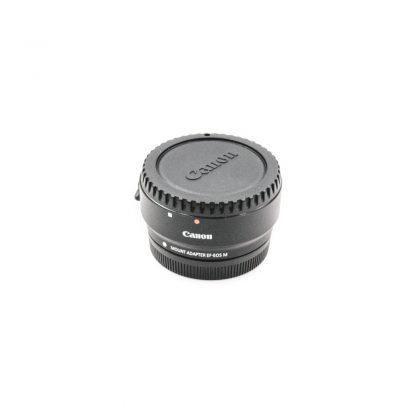 Canon EF-M Canon EF adapteri - Käytetty
