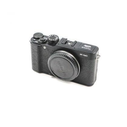 Fujifilm X-M1 - Käytetty