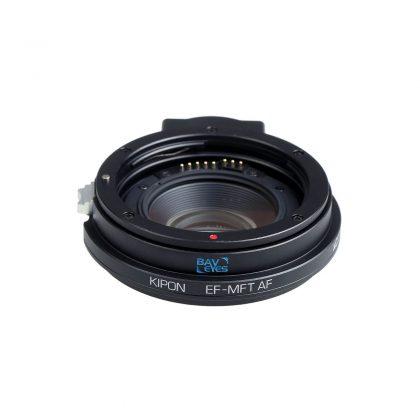 Kipon Canon EF - MFT Baveyes 0.7x AF Speed Booster Adapteri