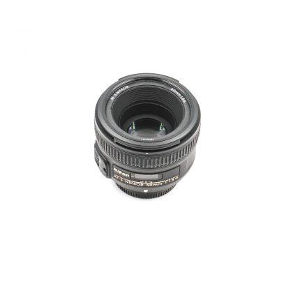 Nikon AF-S Nikkor 50mm f/1.8 G - Käytetty