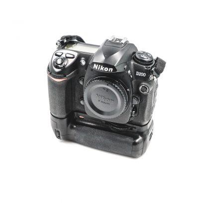 Nikon D200 - Käytetty