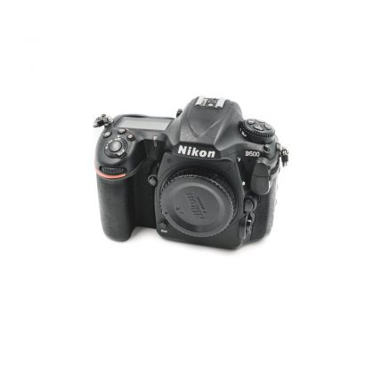 Nikon D500 (Shuttercount 25000) - Käytetty