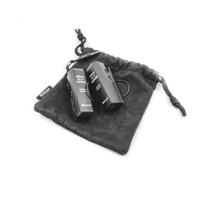 Nikon ME-W1 Bluetooth Microphone - Käytetty