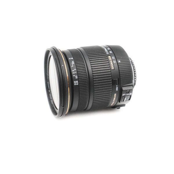 sigma 17-50mm 2.8 nikon 2