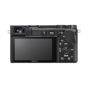Sony A6100 runko + Sony GP-VPT2BT