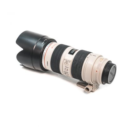 Canon EF 70-200mm f/2.8 L IS USM - Käytetty