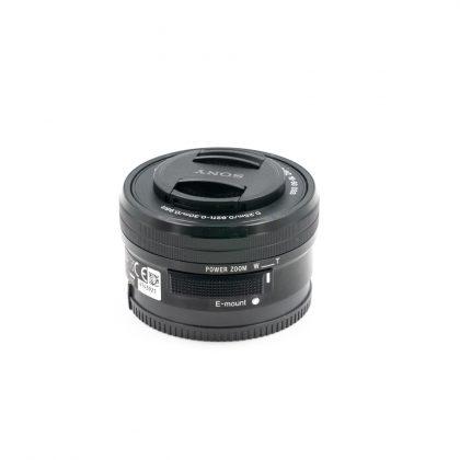 Sony E 16-50mm f/3.5 - 5.6 OSS - Käytetty