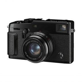 Fujifilm X-Pro3 Musta