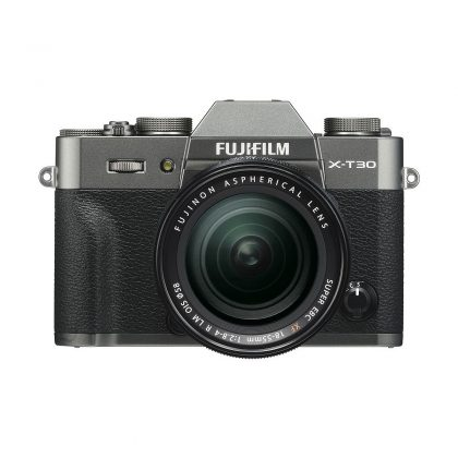Fujifilm X-T30 Charcoal Silver + Fujinon XF 18-55mm f/2.8-4.0 OIS