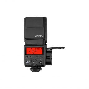Godox V350S Salama Sony kameroille